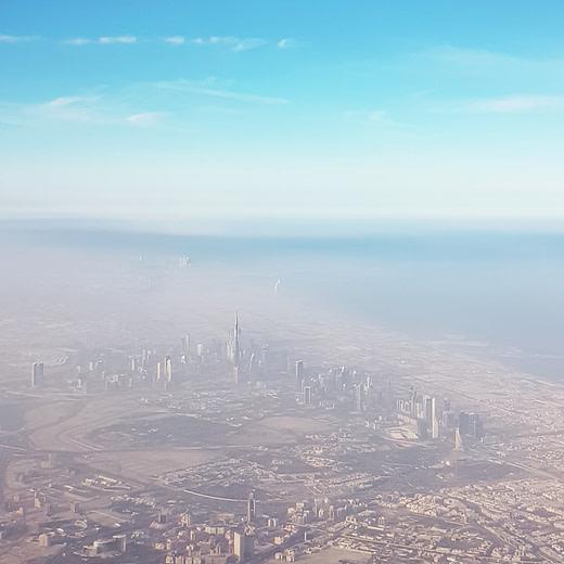 Downtown Dubai View